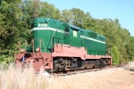 New Paint for G&W ex Port Terminal of SC GP9 #6513