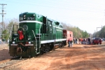 G&W Santa Train