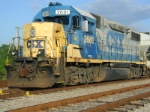 CSX 2681 is power for CSX local F-784
