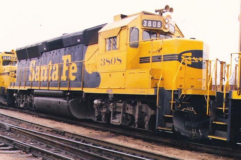 GP 40X 3808
