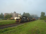 NS 18G with an SD45-2 leading