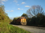 BNSF on the Southern Tier