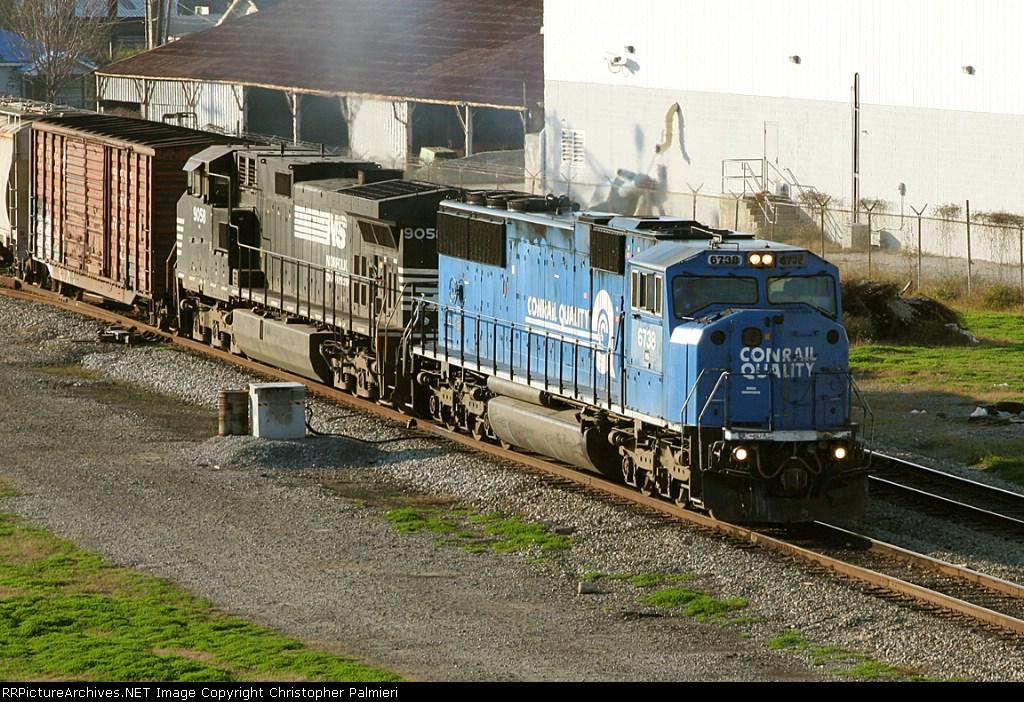 NS 6738 and NS 9058