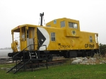 Canadian Pacific Caboose