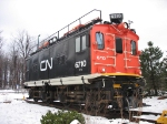 CN 6710 Retired in 1995