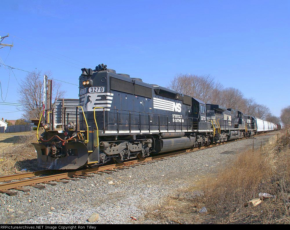 H65 with a D9 crossing strykers rd
