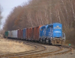 Old memories of Conrail revisited