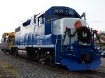 Marquette Santa Train