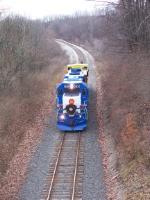 MQT Santa Train