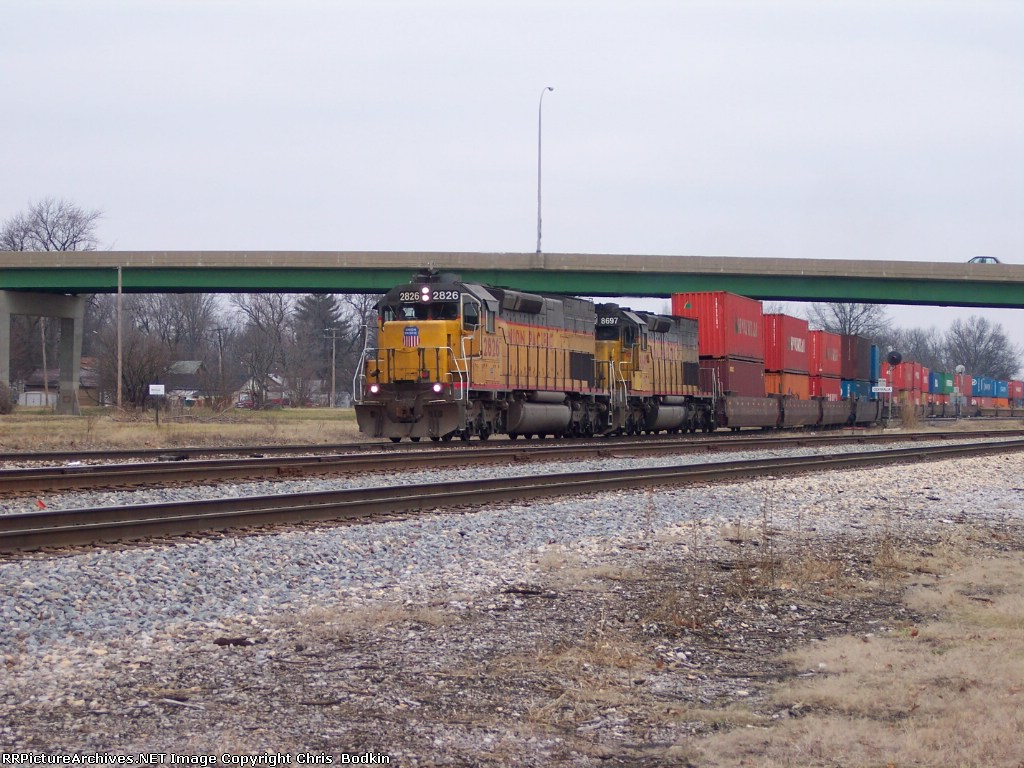 Two tunnel motors for NS 223