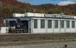 Bluefield Locomotive Shop