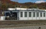 Bluefield Locomotive Shop