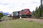 CP 9683 at Lake Louise