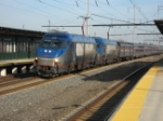 AMTK 656-N Philly station