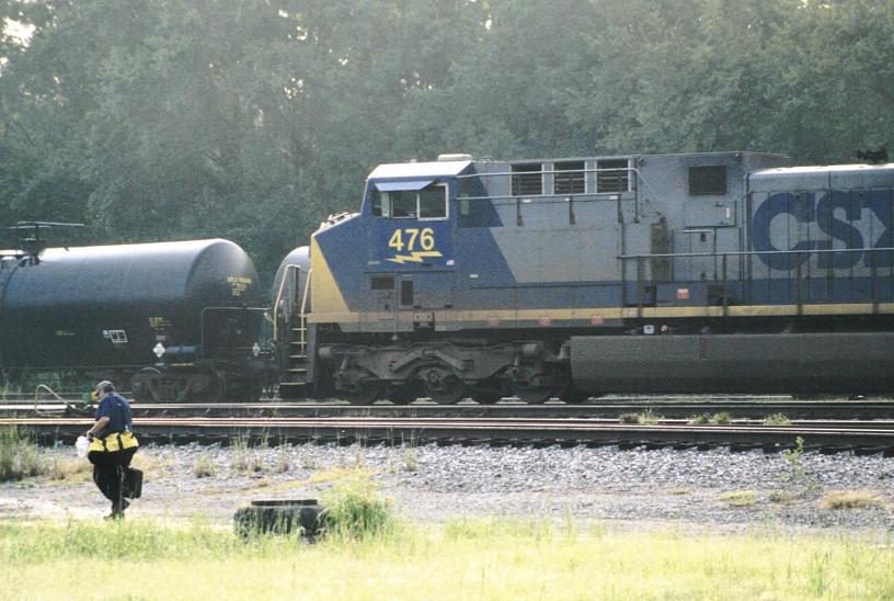 Work'n on the Railroad