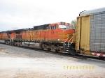 BNSF C44-9W 5111