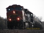 BNSF C44-9W 5188