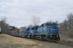 24Z had the Conrail Blues today