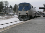 Northbound Downeaster 681