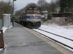 Southbound Downeaster 682