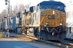 CSXT 5275 (ES44DC) & CSXT 5277 (ES44DC)