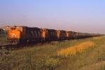 CN 730..The ore train