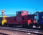 SP&S caboose