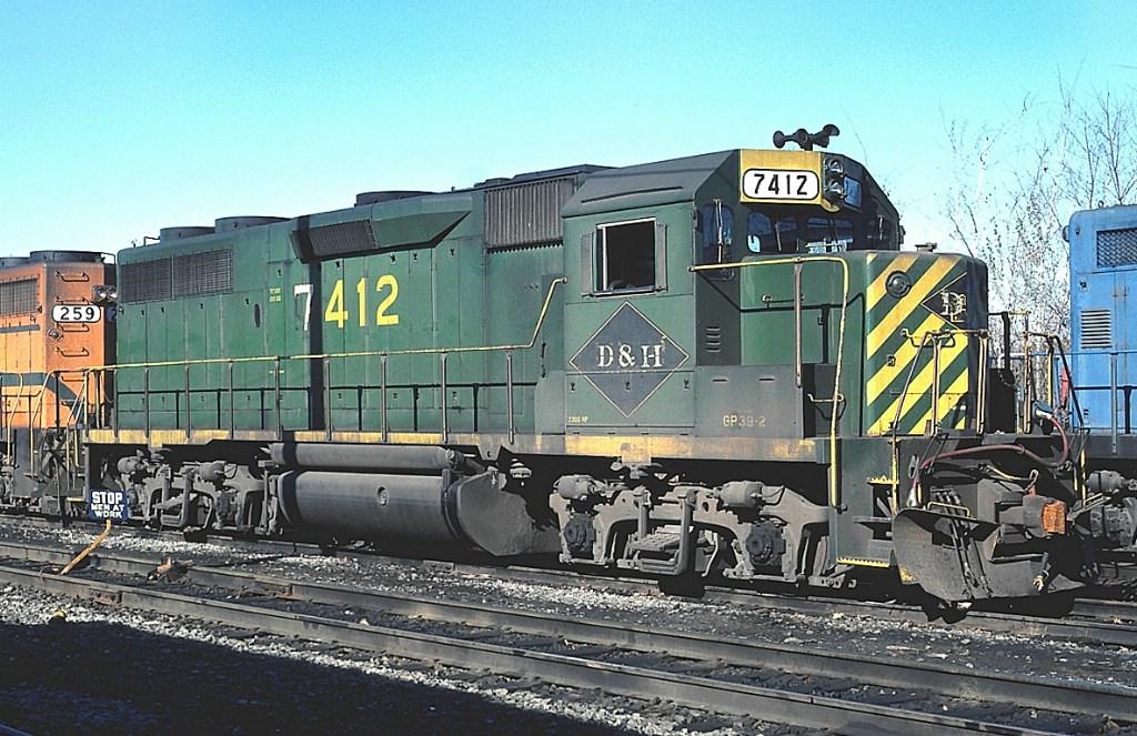 D&H 7412