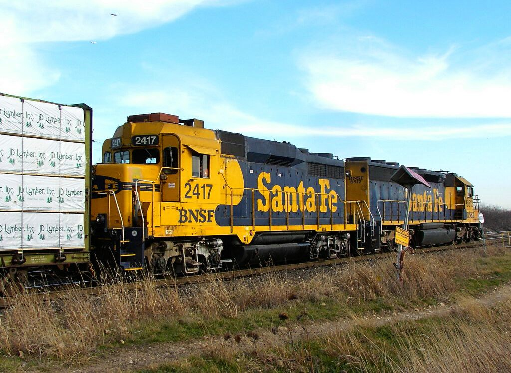 BNSF 2417