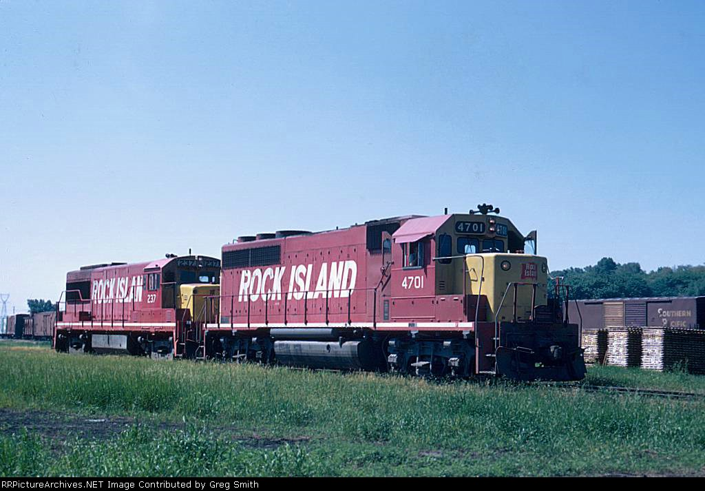 Rock Island engines