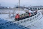 Soo freight