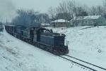 MN&S Northfield freight