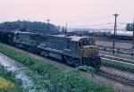 BN coal train
