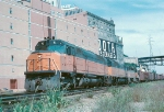 Milwaukee Road freight