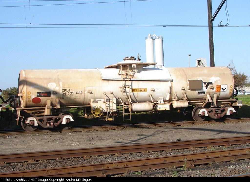 SAR Class XF-6 (Side B)