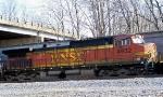 BNSF 4932