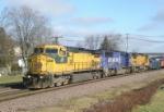 CNW 8701, UP 2002
