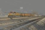 BNSF 4387