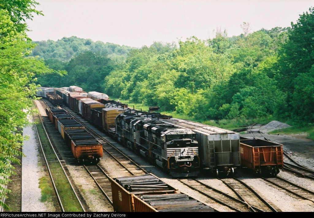 Railroad Ties and Power