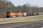 Another empty GA Power coal train