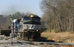 Autorack train