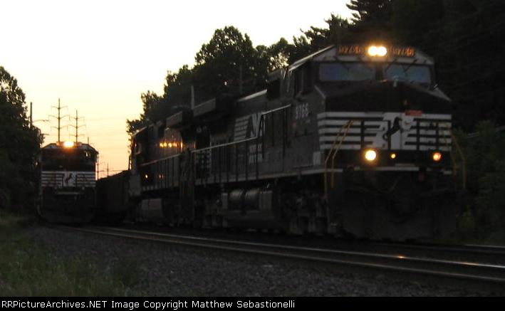NS 66Z and 33A
