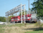 M3 power crossing Stoughton Road while switching Lycon cars