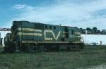 Central Vermont Railway (CV) Alco RS11 No. 3604