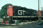 Grand Trunk Railway (GT) EMD GP9 No. 4447