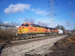 BNSF 4692