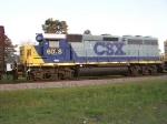 CSX 6078 (GP-38S2)