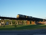 CSX 5307 and 549