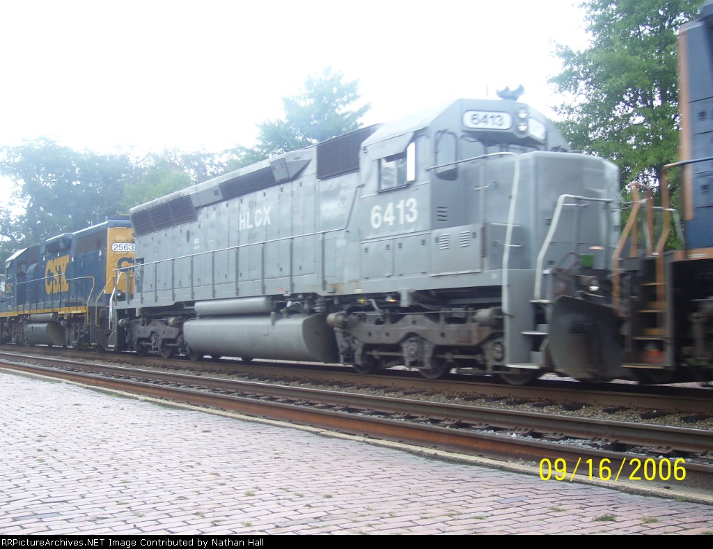 HLCX 6413