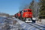 CN 5601 over CTH V